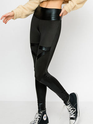Selene Contrast Leggings