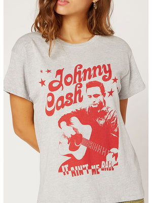 Johnny Cash It Ain't Me Babe Tee