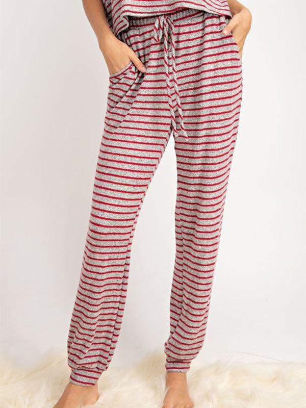 Noel Striped Lounge Pants