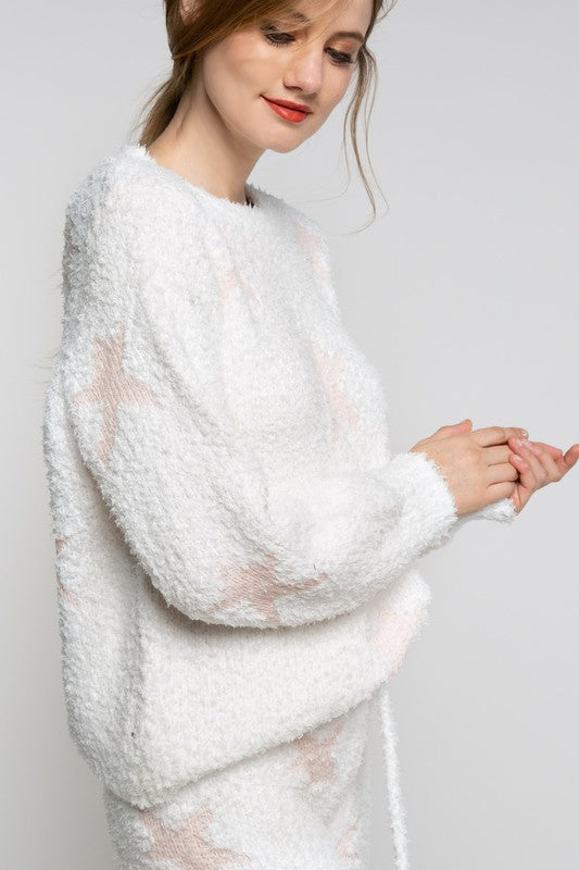 Starlight Cozy Lounge Pullover Sweater