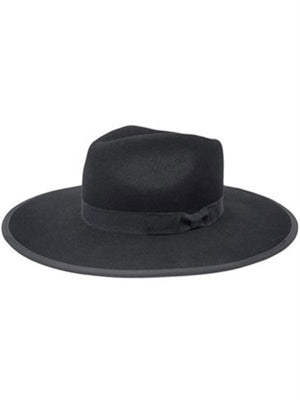 Kayce Rancher Hat - Black
