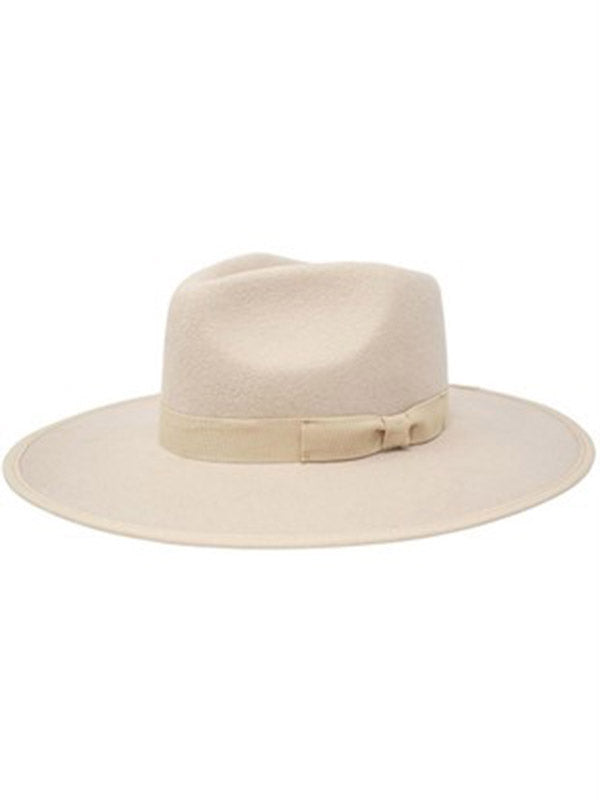 Kayce Rancher Hat - Cream