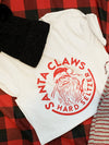 'Santa Claws' Graphic Tee