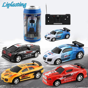 Mini CokeCan RC Car