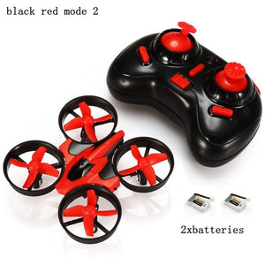 Ultra-Small Headless Quadcopter