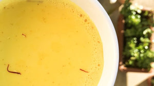 Gold Cardamom Fruitas Golden Milk