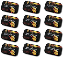 12pk Gold Cardamom Fruitas Natural Spice Breath Freshener and Flavor Booster