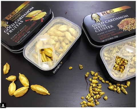 Gold Cardamom Sample Pack (2pk)