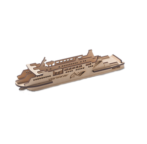 Interislander Wooden Model Ferries