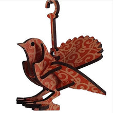 Wooden Kitset Decoration - Fantail