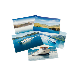Interislander Postcards