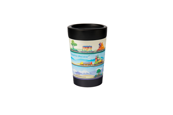 Scenic Trains Re-usable Cups