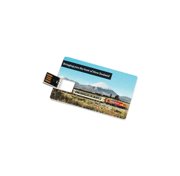 Scenic Trains USB Memory Card