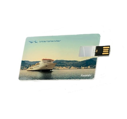 Interislander USB Memory Card
