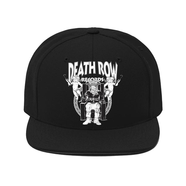 Death Row x Crooks Logo Cap