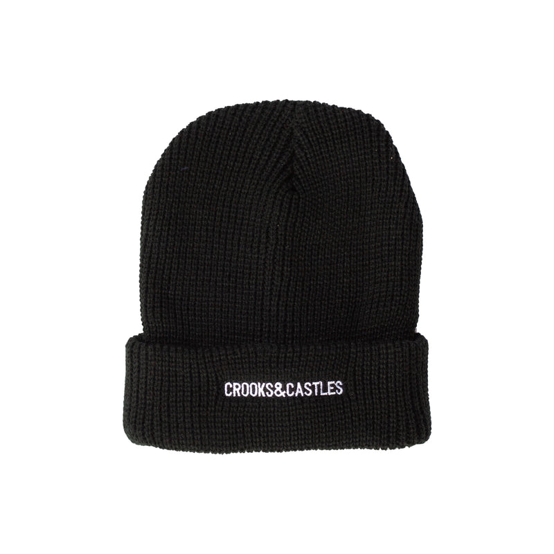 New Core Beanie (Black)