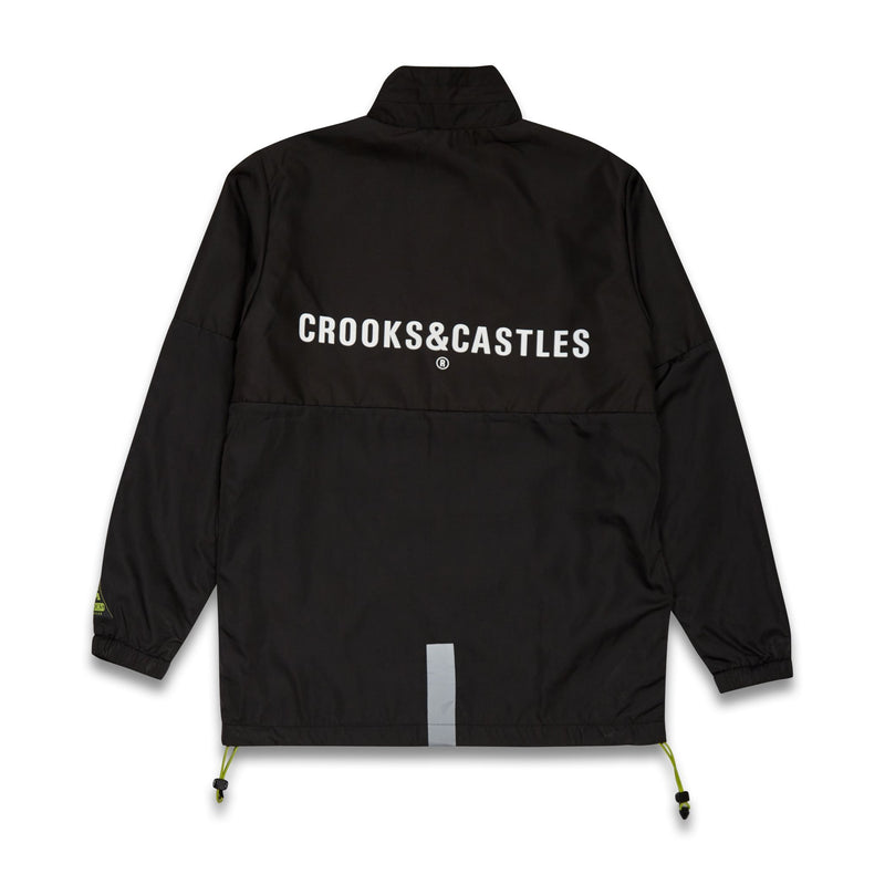 Bold Split Windbreaker