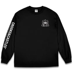 All Seeing L/S Tee