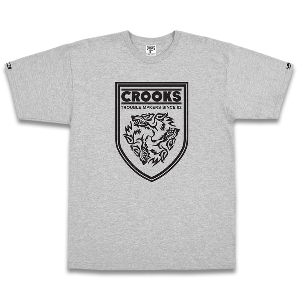 Troublemakers Shield Tee
