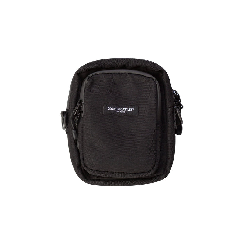 New Core Shoulder Bag (Black)