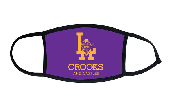 LA Crooks Fashion Mask