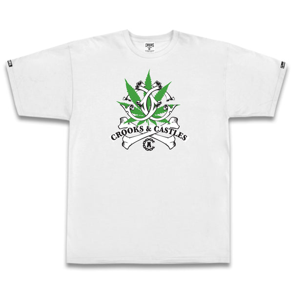 Kush Cross Bone Tee