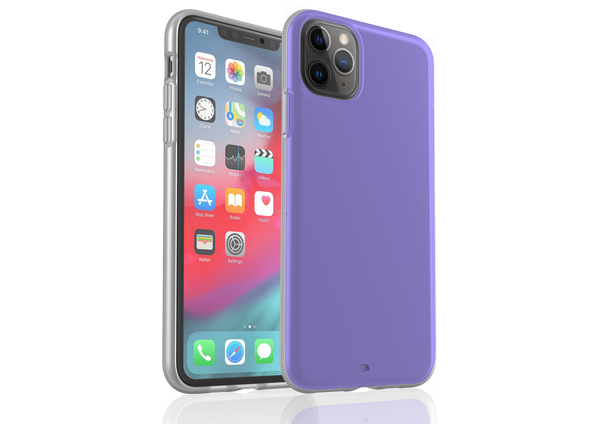 Ultraviolet iPhone Flexi Case