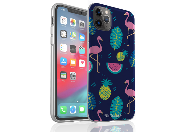 Tropical Oasis iPhone Flexi Case