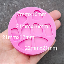 Load image into Gallery viewer, Silicone Earring Mould