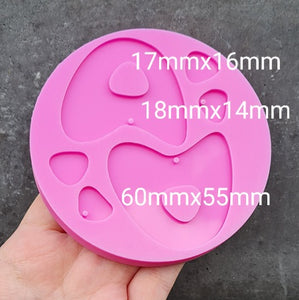 Silicone Earring Mould