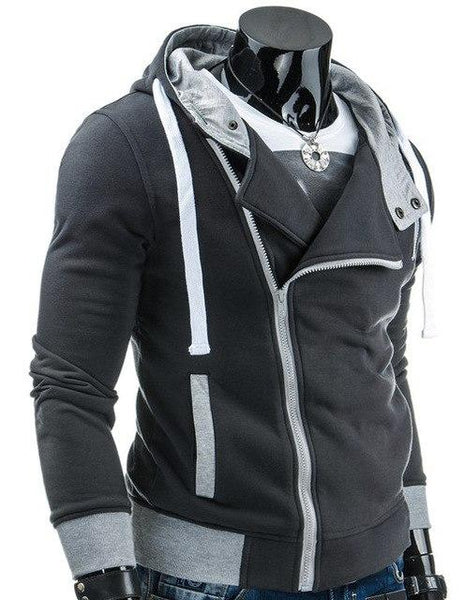 Hot Sale Spring&Autumn Men's Fashion Brand Hoodies Sweatshirts Casual Male Hooded Jackets Brand Male Hoodie