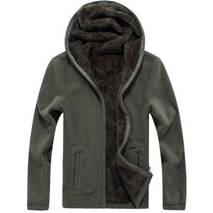 Mountainskin 7XL Winter Men's Jackets Thick Fleece Hooded Hoodies Men Sweatshirt Solid Casual Male Coats Brand Clothing SA116-noashe