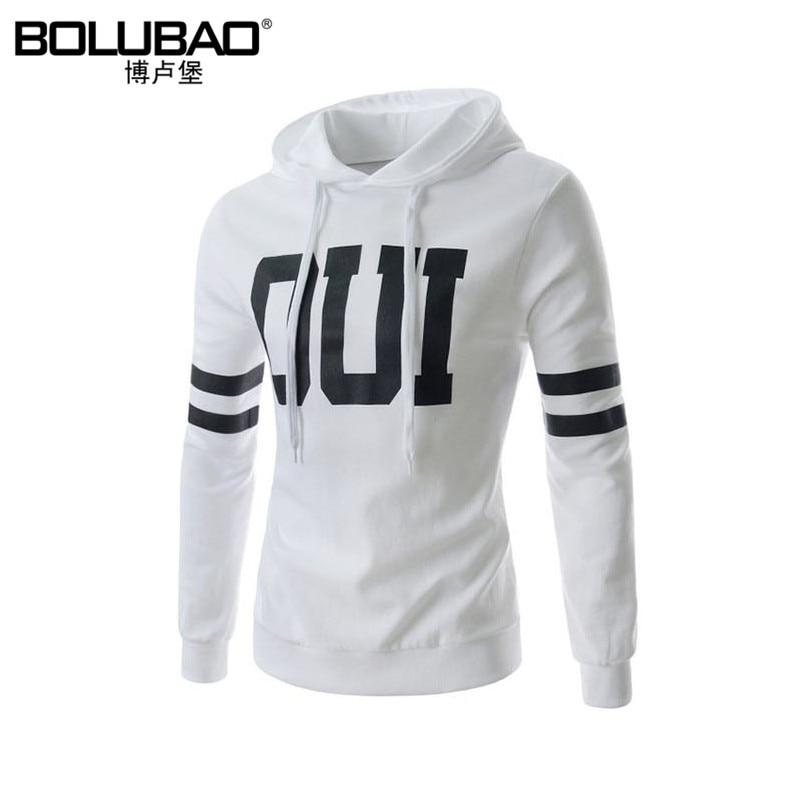 Bolubao New Arrival Hoodie Sweatshirt Men Brand-Clothing Autumn Solid Color Fashion Slim Casual Pullover Male Hooded Sportswear-noashe
