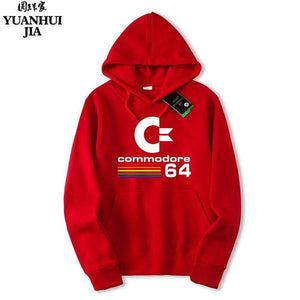 High quality Men hoodies Comic Dragon Ball Z Wukong/Jordan/Commodore64 Hoodies Men Autumn Winter sweatshirts Sportswear Men-noashe