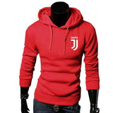 2017 Brand New Fashion Juventus print Sportswear Men Hoodies Pullover Hip Hop Fleece Mens tracksuit Sweatshirts Clothing-noashe