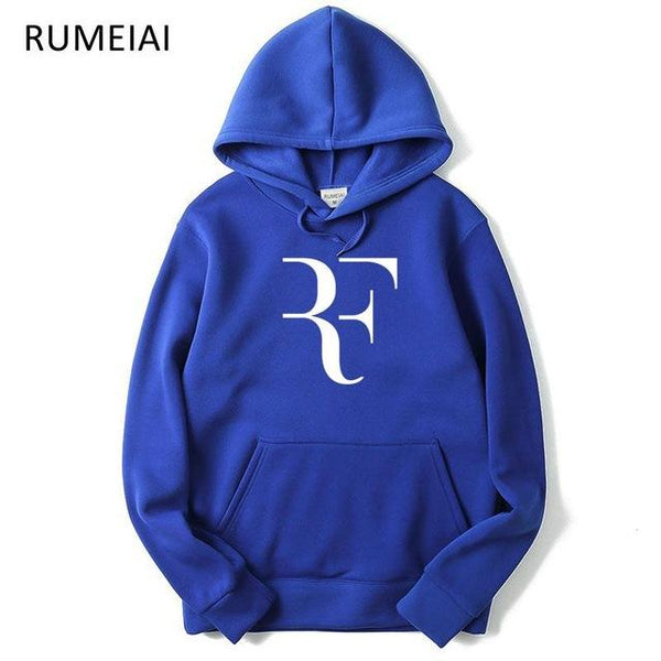 2017 men fleece casual clothing hipster roger federer fitness sweatshirts autumn winter hip-hop brand tracksuits kpop hoodies-noashe