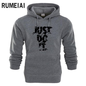 RUMEIAI hoodie Men Letter 3D print Hip Hop Sweatshirt fashion Mens hoodie 2017 brand Winter Cotton pullover male hoody Moleton-noashe