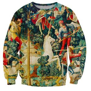 PLstar Cosmos Garden Sweatshirt EUR Religion Art Painting Print 3D Sweatshirt Fashion Men Women Long Sleeve Outerwear-noashe