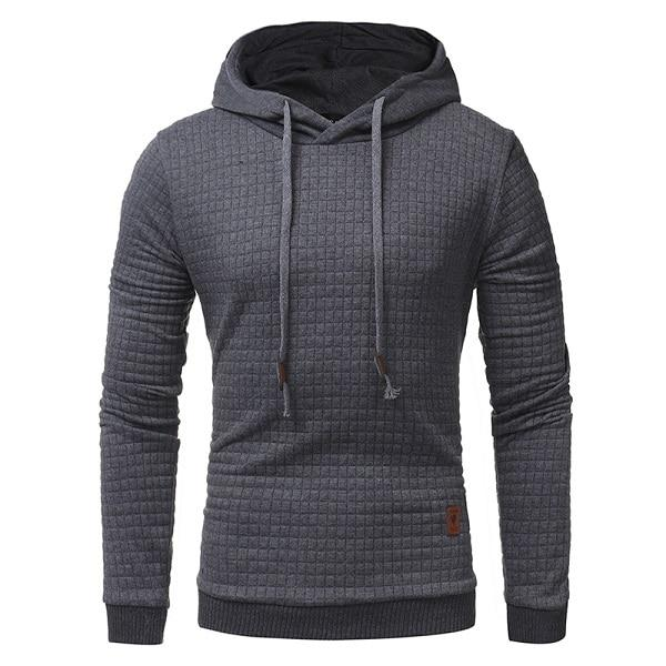 Hoodies Men Brand Male Hip Hop Long Sleeve Solid Color Hooded Sweatshirt Mens Hoodie Tracksuit Sweat Coat Casual Sportswear-noashe