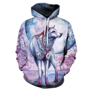New 2018 Anime Hoodies Men/Women 3d Sweatshirts With Hat Hoody Unisex Anime Cartoon Hooded Hoodeis Fashion Brand Hoodies-noashe