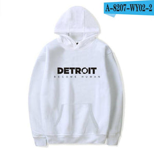 Aikooki Hot Game Detroit Become Human 3D Hoodies Men/Women Harajuku Spring Winter Boys/Girls 3D Print RK800 Detroit Funny Design-noashe