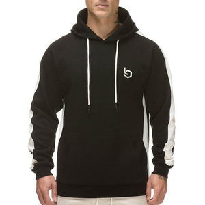 2018 New Hot Men Hoodies Sweatshirts High Quality Beyond Limits Printing Hoodie Fitness Bodybuilding Brand Clothes Cotton 2Color-noashe