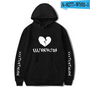 BTS Revenge Kill Fashion Hoodies Men/Women Casual Hip Hop XXXTentacion Sweatshirt Vibes Forever Traksuit Fleece Pullover Hoody-noashe
