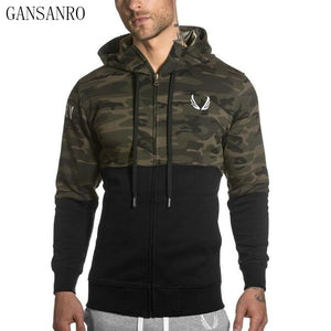 Camouflage Hoodies Men Long Sleeve Casual Sportswear Sweatshirts For men Tracksuit Jacket Men hoodie Pullover Sweatshirt Male-noashe