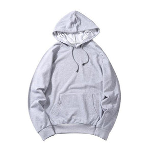 Fashion Color Hooides Men's autumn winter Clothes Sweatshirts Men Hip Hop Streetwear Solid sporting Hoody Man Clothing-noashe