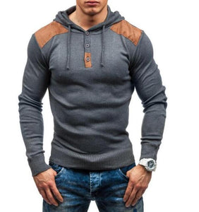 TOLVXHP 2018 New hot sale Fashion Hoodies Men Brand Sweatshirt Male Hoody Hip Hop Autumn Winter Hoodie Men Pullover Size 3XL YUJ-noashe