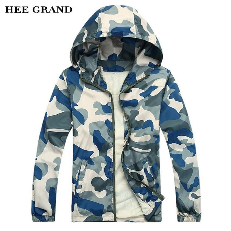 HEE GRAND New Fashion Men Hoodies Jacket Spring Autumn Sunscreen Clothing Men Hoodies MWW170-noashe