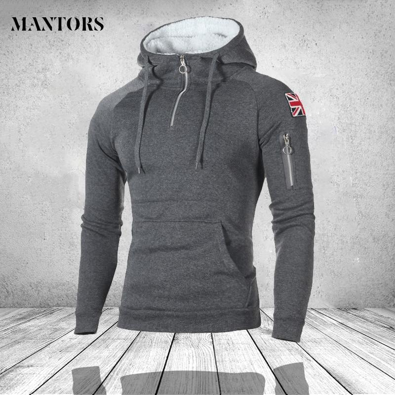 Fashion Mens Zipper Hoodies Hip Hop Sweatshirt Autumn British Flag Men Patchwork Hooded Tracksuit Male Hoody Brand Clothing 3XL-noashe