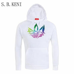 Impossible is nothing Men Hoodies Sweatshirts 1:1 Cotton groot Hoody Men Hoodie Sweatshirt Print Casual Tracksuits 2018-noashe