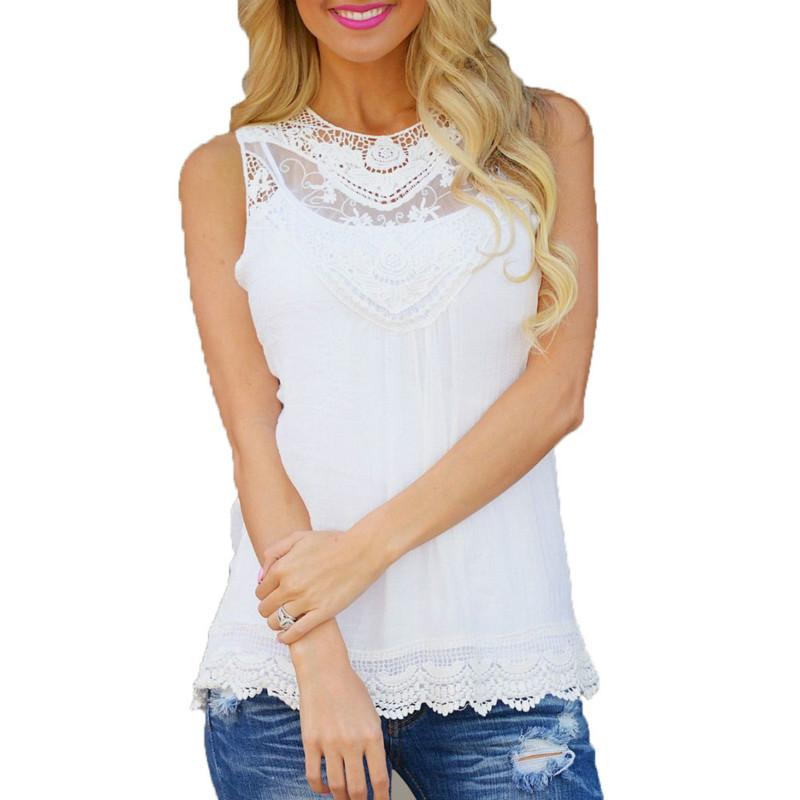Fashion Women Lace Blouses O-neck Shirts Solid Color Slim Type Blouse Plus Size High Quality-noashe